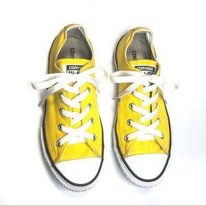Kids Yellow Converse